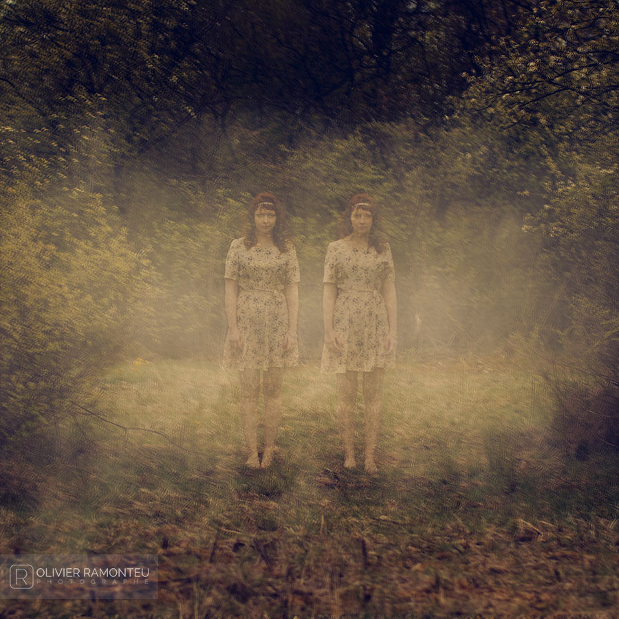 Alter ego, Photographie de jumeau et de double