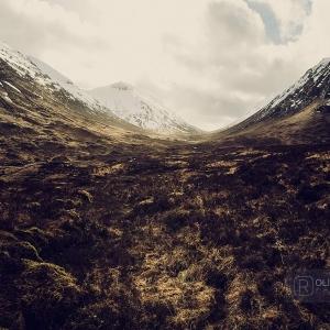 photo paysage highlands