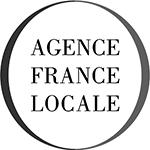logo de l'agence france locale